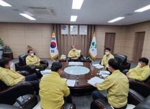 [상주]BTJ열방센터 방역점검 초소 재운영